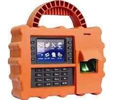 Terminales Control horario GPRS y 3G por internet