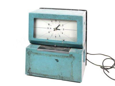 Motivos para cambiar mi Reloj de fichar por terminales biométricos