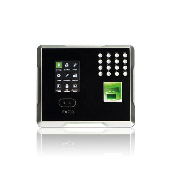 Sistema de reconocimiento facial FacialPin500-2